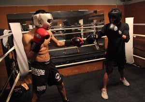 Boxing Sparring for Beginners