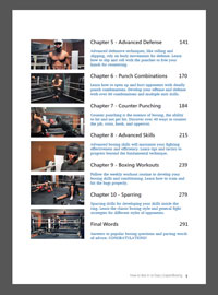 Boxing instructional video and ebook click to see actual pages from the e book fandeluxe Image collections
