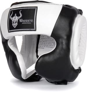 Warrior Pro Training Headgear