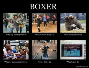 How Do You Explain Boxing to Other People