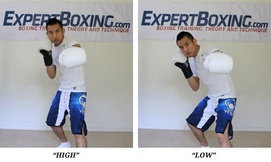 jab head movement angles 2