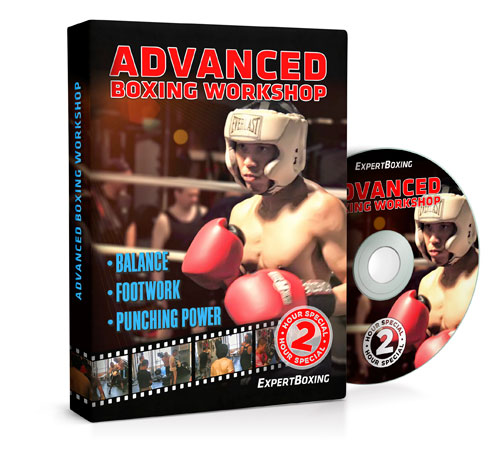 advanced boxing workshop