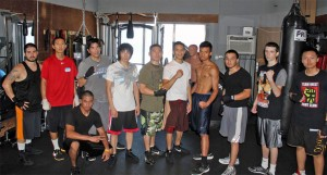 Boxing Workshop JULY 28-29, 2012