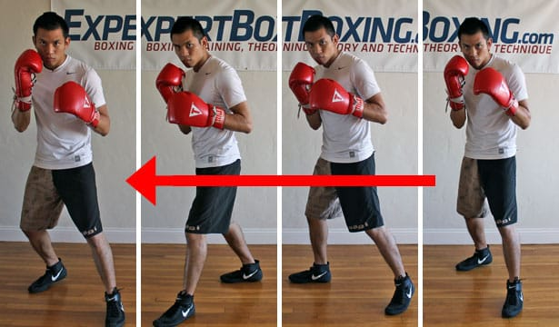 boxing footwork tips walk