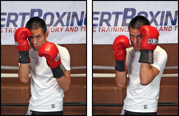 The beginners guide to boxing basic block ccuart Images