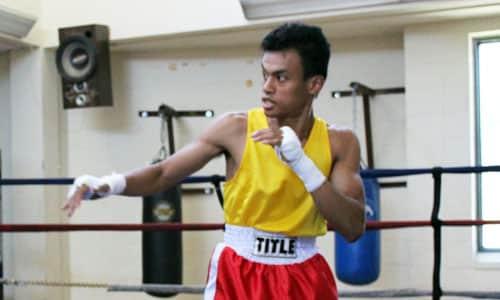 5 Southpaw Boxing Tricks