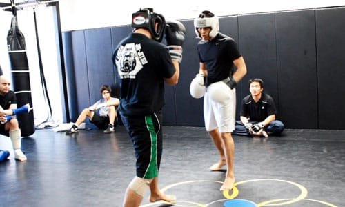 I Learned How To Fight In 30 Days - YouTube
