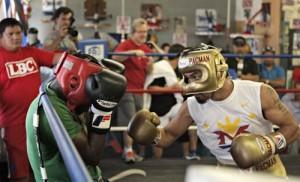 10 Pro Boxing Techniques