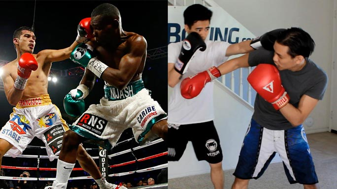 Boxing strategy guillermo rigondeaux southpaw boxing tricks malvernweather Gallery