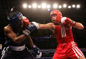 Amateur Boxing Fight 91