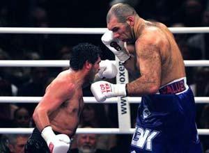 Beat A Taller Boxer