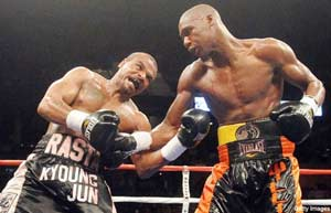 Beat Taller Boxers