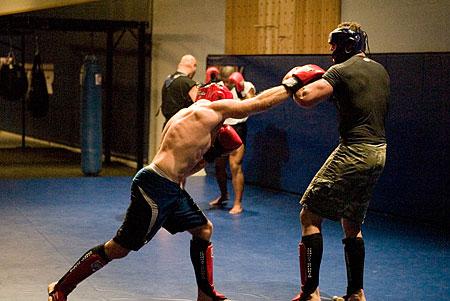 Improving Boxing Balance
