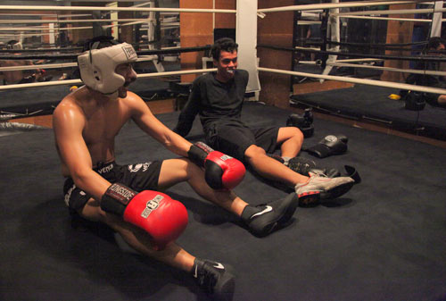 Easy Boxing Workout