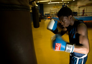 Heavy Bag Training Tips