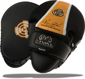 Rival Boxing Punch Mitts Focus